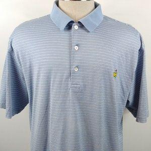 Amen Corner Mens Luxury Golf Polo Shirt Size XL